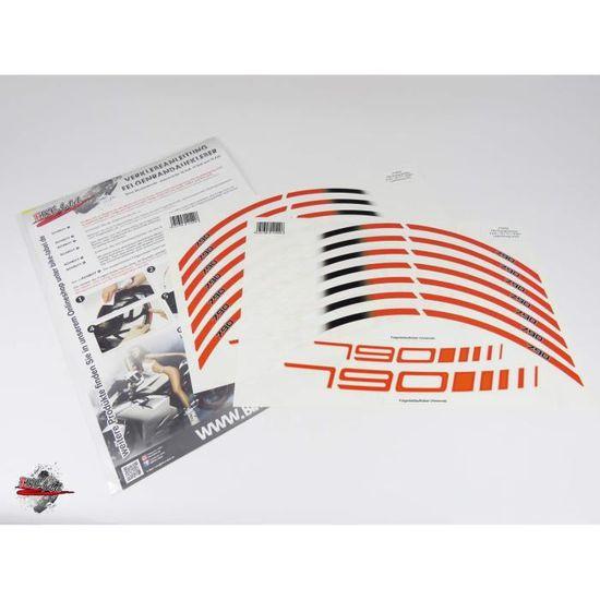 Bike Label 710039A Kit de Jante pour KTM 790 Duke