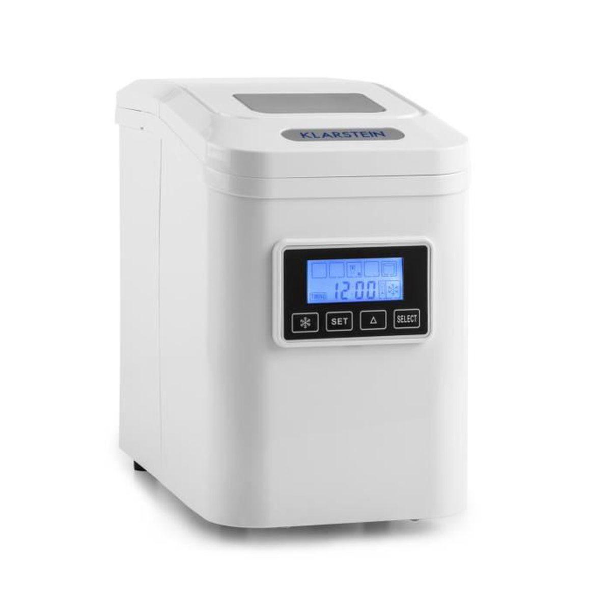 Bon Coin Robot Patissier klarstein lannister machine à glaçons machine à glace 10 kg