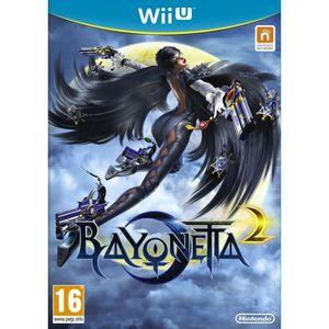 JEU WII Bayonetta 2 - Jeu Wii U
