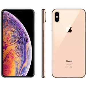 SMARTPHONE iPhone Xs MAX 512 Go Or Reconditionné - Comme Neuf