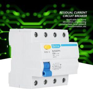 DISJONCTEUR BL1E-63 RCCB Disjoncteur différentiel de courant 3