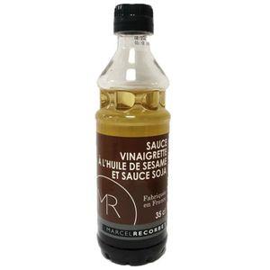 VINAIGRE Sauce vinaigrette à l'huile de sésame et sauce soj