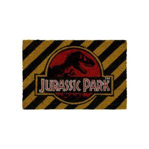 PAILLASSON Jurassic Park Paillasson Warning
