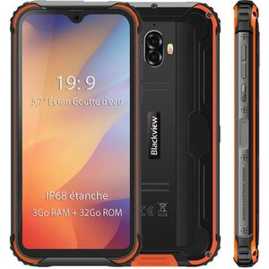 SMARTPHONE Smartphone IP68 étanche 4G Blackview BV5900 5.7''