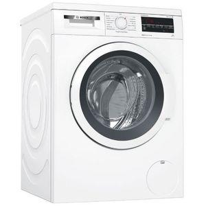 LAVE-LINGE Bosch Serie 6 WUQ28418FF Machine à laver pose libr