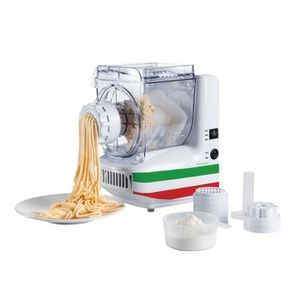 APPAREIL À PÂTES Machine à pâtes fraîches 180W blanc