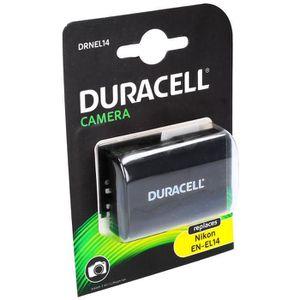 BATTERIE APPAREIL PHOTO Duracell Batterie pour caméra Nikon DSLR D5500, 13