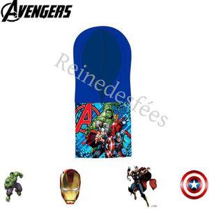 BONNET - CAGOULE Avengers Cagoule enfant bonnet cache oreilles écha