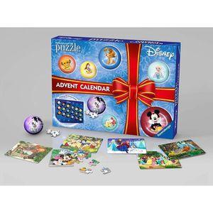 PUZZLE RAVENSBURGER - Disney classiques - Puzzle 2D ou 3D