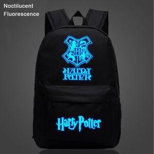 CARTABLE Harry Potter-Sac à dos Noctilucent Fluorescence-ca