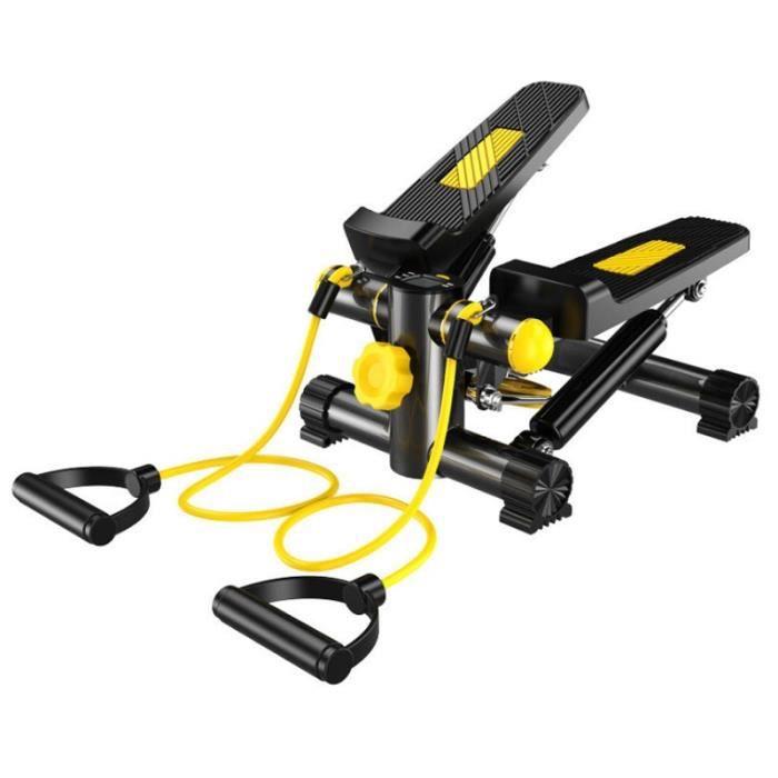 Steppers Machines de course sport multi-fonctionnel Mini tapis roulants équipé silencieux maison perdre du poids pédale équipement d