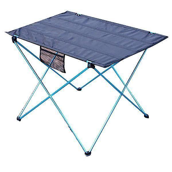 XT Folding Table Bbq Picnic Table Portable Camping Table Camping Outdoor Folding Table Aluminum Alloy Folding T.... - XTYLP0220A2888