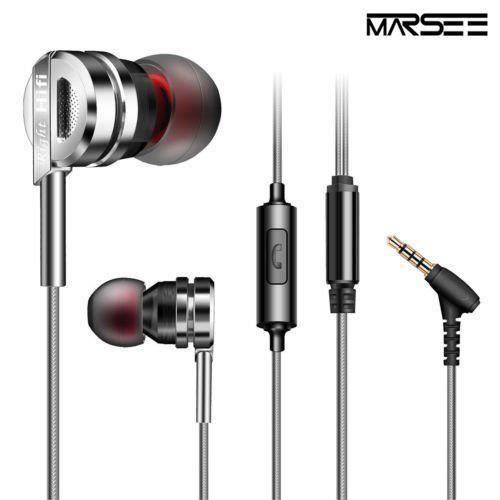 Écouteurs Intra-auriculaires Écouteurs Filaire Sport Oreillettes Filaires Casque Audio pour Apple iPhone, Sams*KI28164