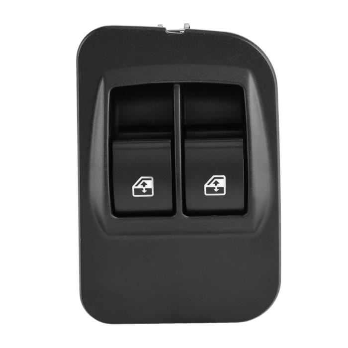 KAI Interrupteur lève-vitre électrique avec cadre pour Peugeot 735461275