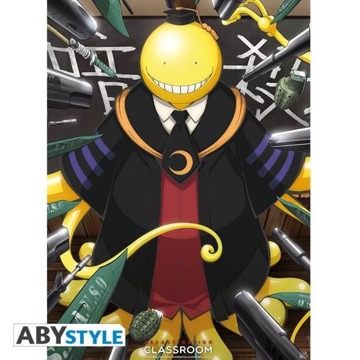 Assassination Classroom Trousse de Toilette ABYstyle Koro Sensei