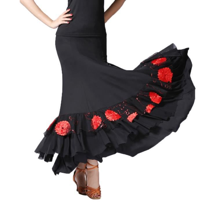 Danseur du Monde Femme ATS Belly Dance 22,9/m Coton Maxi Jupe/ /ATS Dance