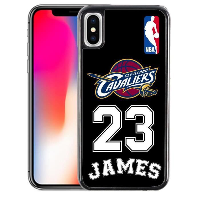 coque iphone x nba