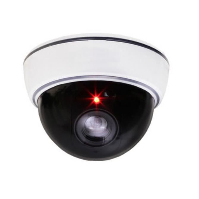 Camera de surveillance dome factice professionnelle - Camera de surveillance factice ...