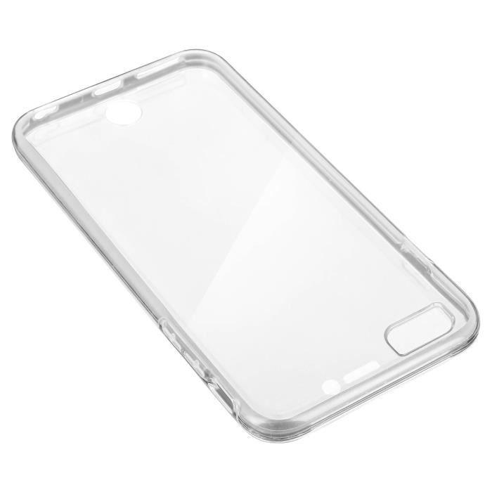 coque integrale rigide transparente apple iphone 6
