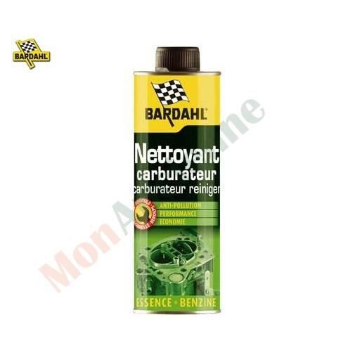 nettoyant carburateur bardahl 500 ml achat vente nettoyant moteur nettoyant carburateur. Black Bedroom Furniture Sets. Home Design Ideas
