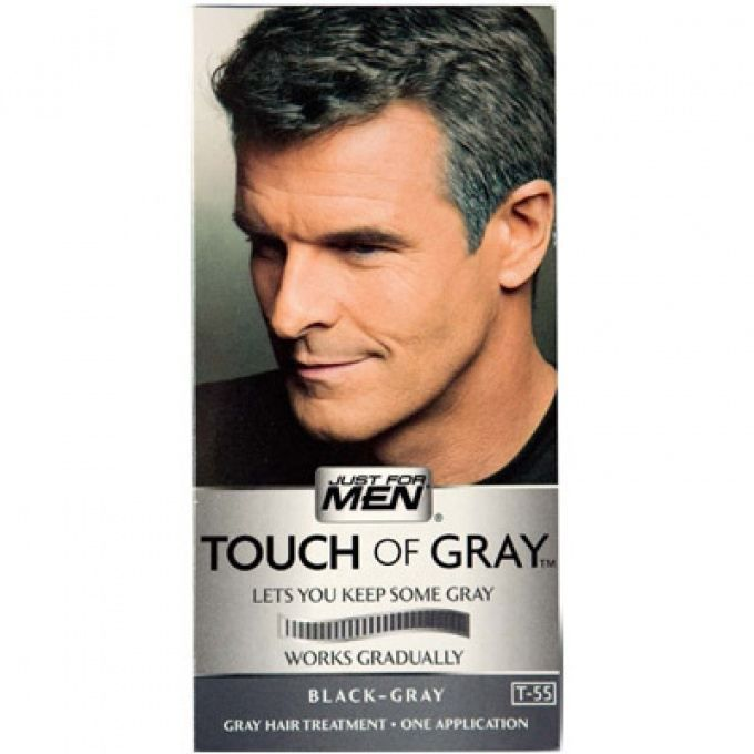 coloration coloration cheveux homme gris noir just for - Shampoing Colorant Homme