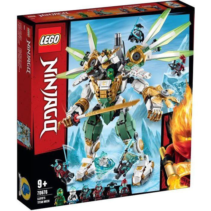 Photo de lego-ninjago-70676-le-robot-titan-de-lloyd