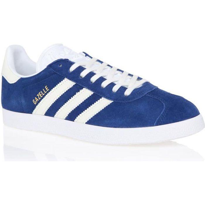 gazelle bleu femme adidas