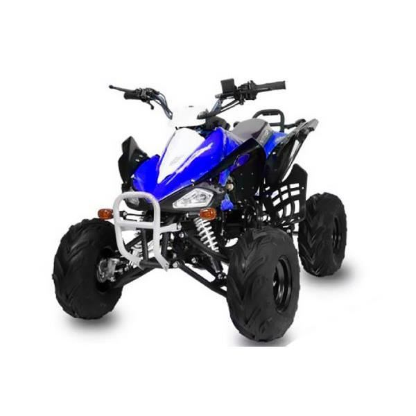 midi quad atv 125cc speedy rg7 7 automatique bleu achat. Black Bedroom Furniture Sets. Home Design Ideas