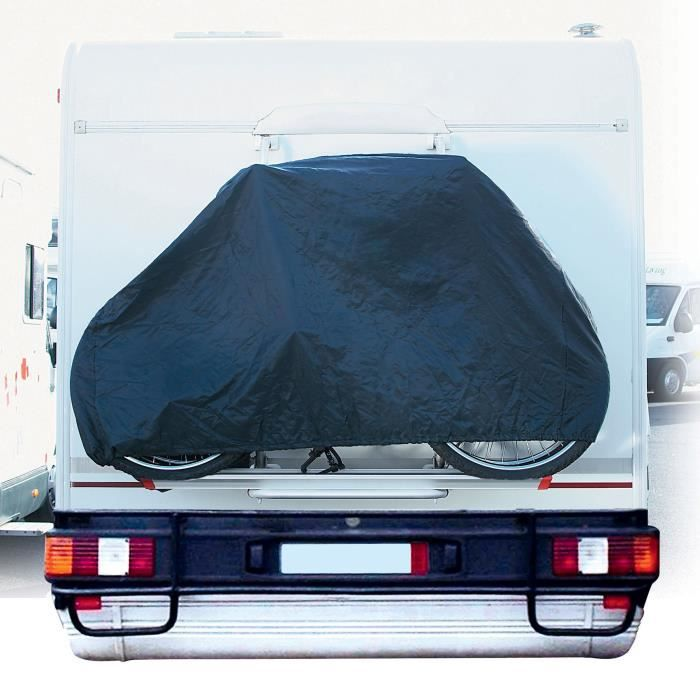 Housse v lo pour camping car achat vente b che de for Housse protection velo