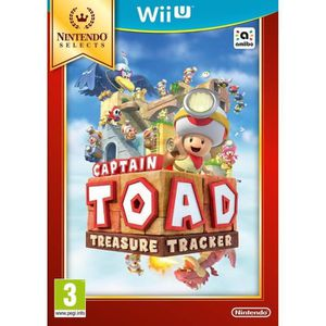 JEU WII U Captain Toad Treasure Select Jeu Wii U
