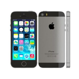 SMARTPHONE TELEPHONE PORTABLE APPLE IPHONE 5S 16GO GREY
