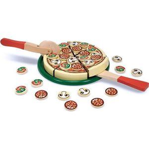 DINETTE - CUISINE MELISSA & DOUG Pizza En Bois