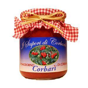 TOMATE tomates entières dans le jus de tomate Corbarino 5