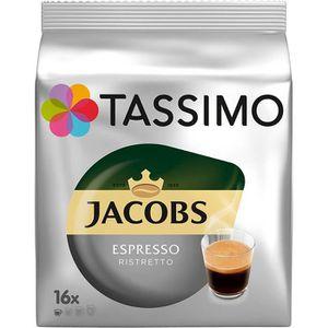 CAFÉ CD-468Tassimo Jacobs Espresso Ristretto, du café,