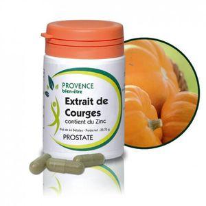 CONFORT URINAIRE EXTRAIT DE COURGES - 66 gélules à base de plantes