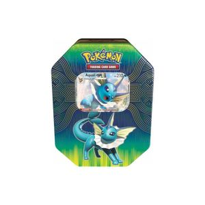 CARTE A COLLECTIONNER POKEBOX AQUALI GX - CARTE FRANCAISE A COLLECTIONNE