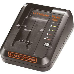 CHARGEUR MACHINE OUTIL BLACK & DECKER Chargeur 1 Ah de batterie BDC1A-QW