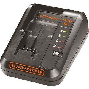 CHARGEUR MACHINE OUTIL BLACK & DECKER Chargeur de batterie BDC1A-QW - 14,