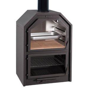 POÊLE À BOIS FERLUX Poêle à bois en acier FORNO 60 12kW