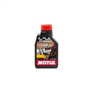 HUILE DE FOURCHE Bidon d'huile de fourche Motul Factory Line 5W - 1