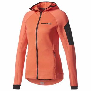 Vêtements femme Vestes Adidas Terrex Stockhorn Fleece Hooded