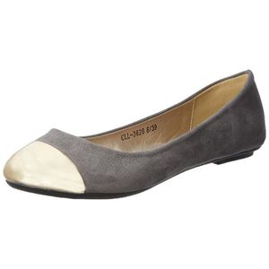 ballerines norjah pour femme NT9J4 Taille-36