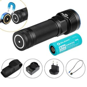 LAMPE DE POCHE Olight® R50 Pro Seeker - Lampe Torche LED Recharge