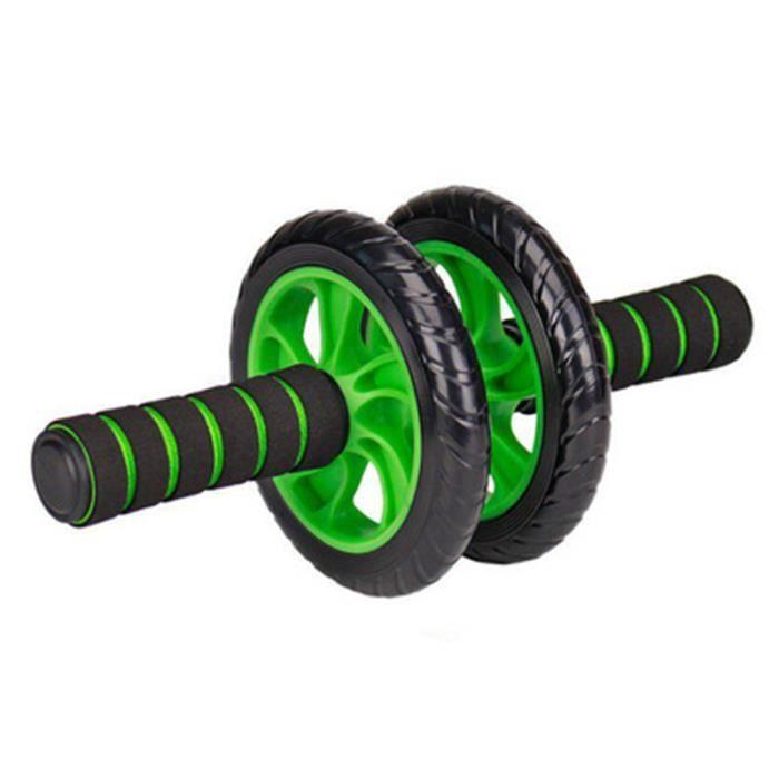 Rouleau d'exercice des muscles abdominaux, équipement de fitness, outil d'exercice à domicile