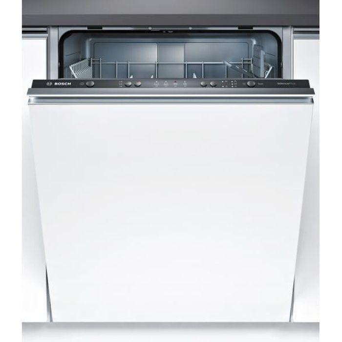 Lave-Vaisselle Tout Intégrable BOSCH SMV41D00EU