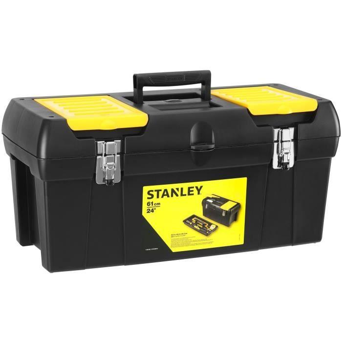 Boîte à outils batipro STANLEY millenium 60cm