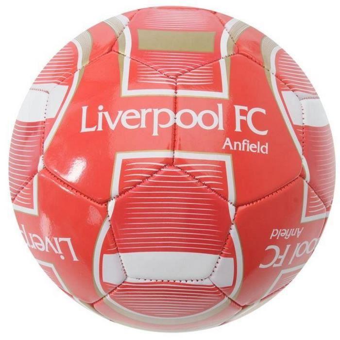 Ballon De Football FC Liverpool Taille 5
