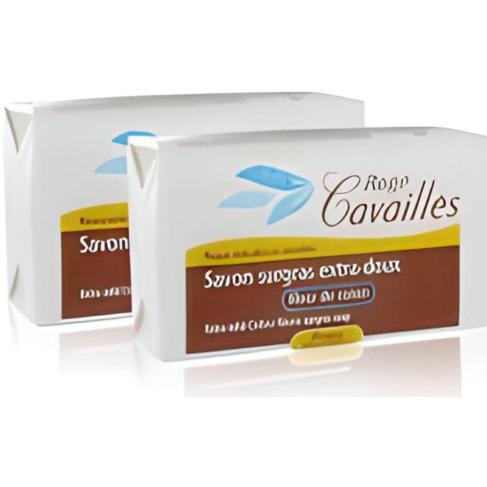SAVON - SYNDETS Rogé Cavaillès Savon Surgras Extra-Doux Fleur de C
