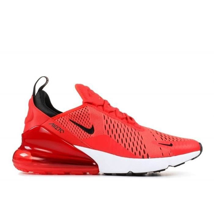 nike air max 270 homme rouge