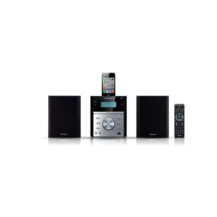pioneer x em21v micro cha ne hifi chaine hi fi prix pas. Black Bedroom Furniture Sets. Home Design Ideas